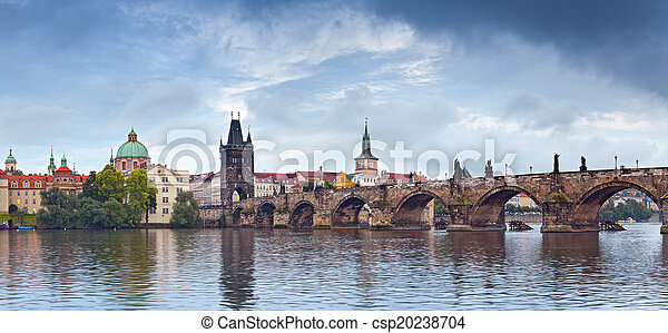 Prague. - csp20238704