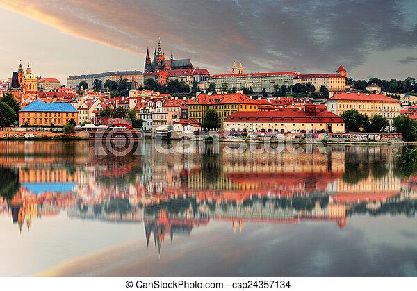 Prague - csp24357134