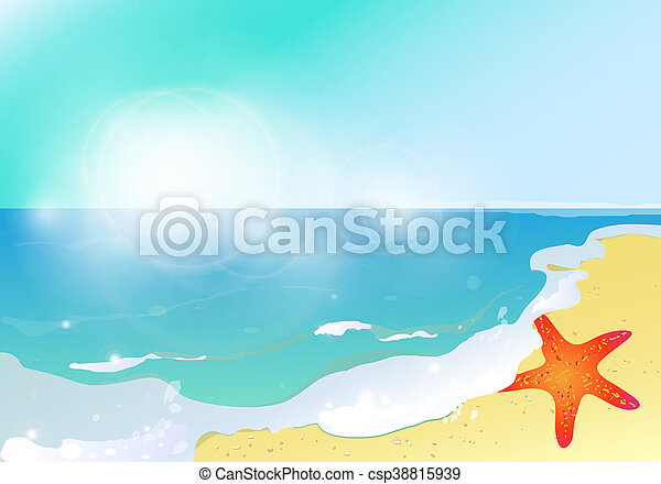 praia - csp38815939