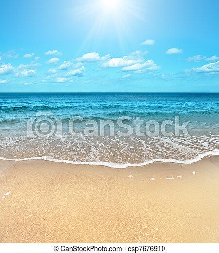 praia - csp7676910