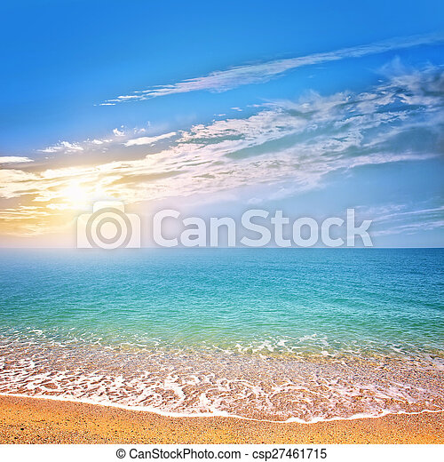 praia - csp27461715