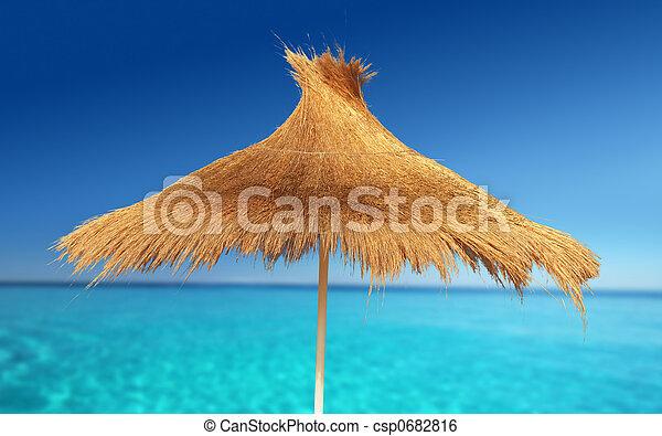 praia, relaxe - csp0682816