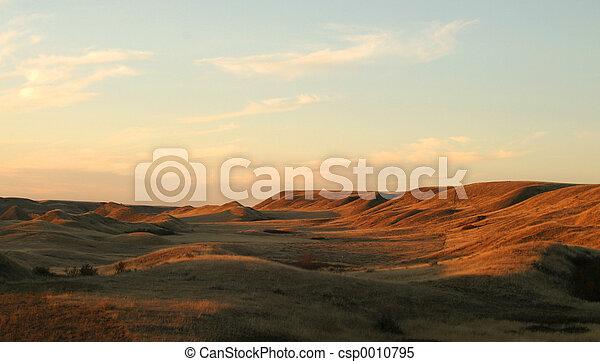 Praire Landscape - csp0010795