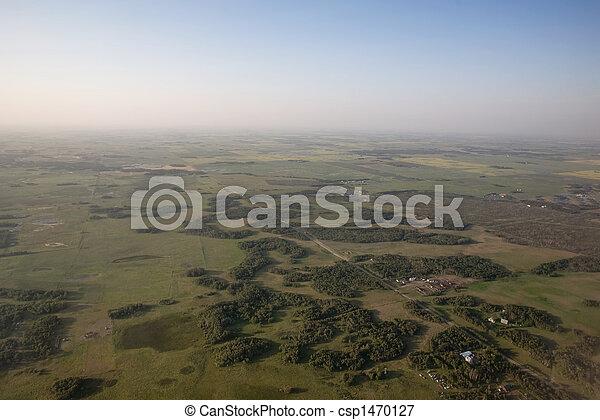 Prairie Landscape - csp1470127