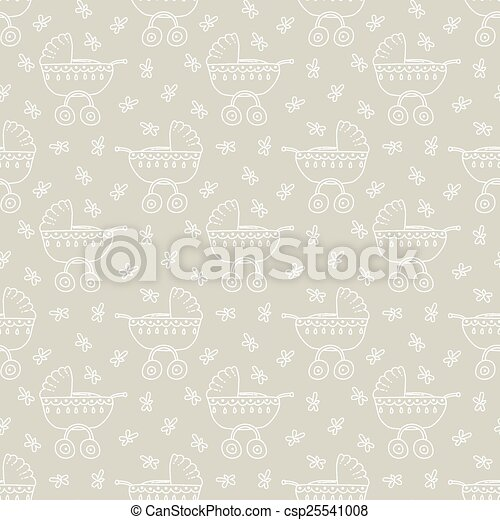 pram pattern - csp25541008