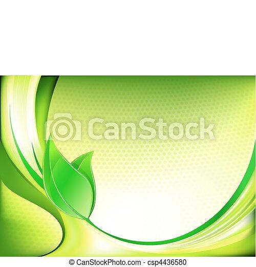 pramen, abstraktní, grafické pozadí - csp4436580