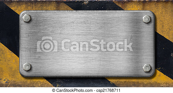 prato, industrial, metal, fundo - csp21768711