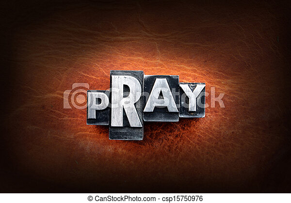 Pray - csp15750976