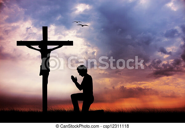 Prayer  - csp12311118