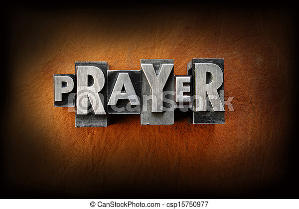 Prayer - csp15750977