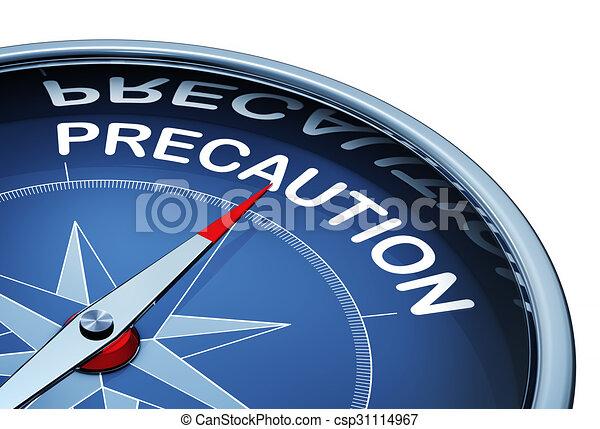 precaution - csp31114967
