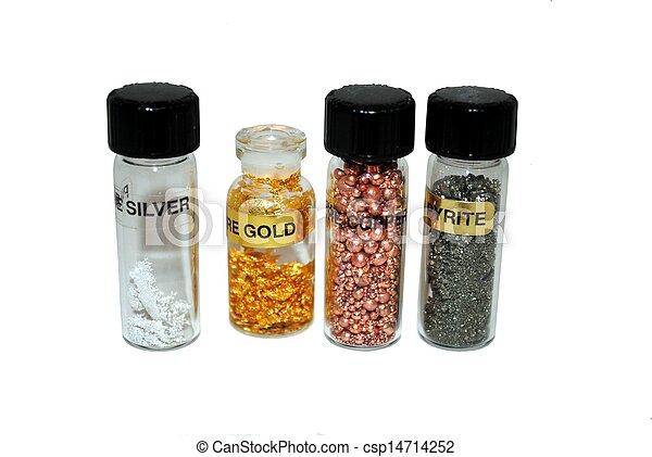 Precious Metals - csp14714252