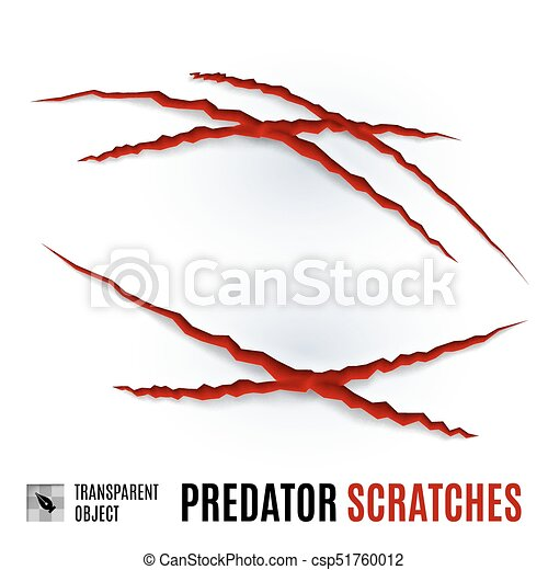 Predator Scratches - csp51760012