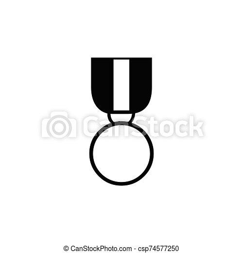 premio, icono - csp74577250