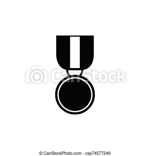 premio, icono - csp74577249