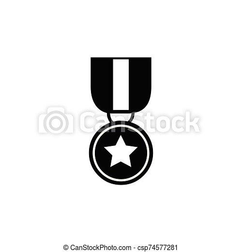 premio, icono - csp74577281