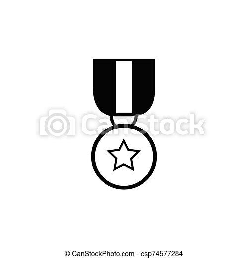 premio, icono - csp74577284