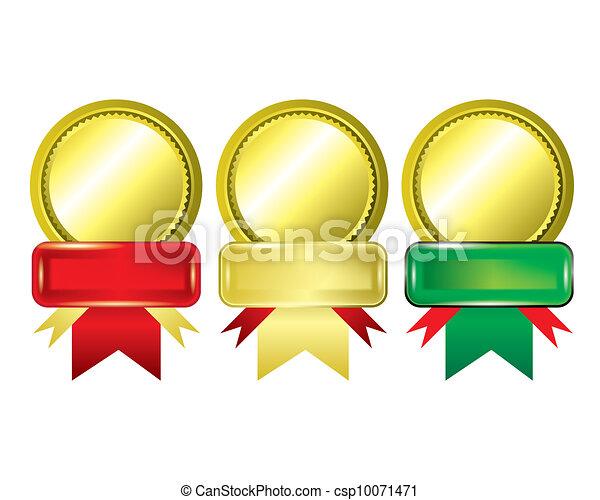premio, medaglie - csp10071471