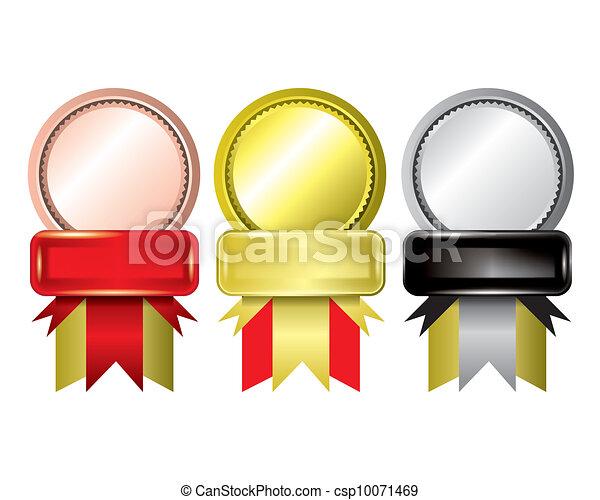 premio, medaglie - csp10071469