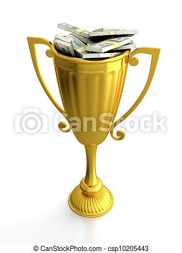 premio, primo - csp10205443