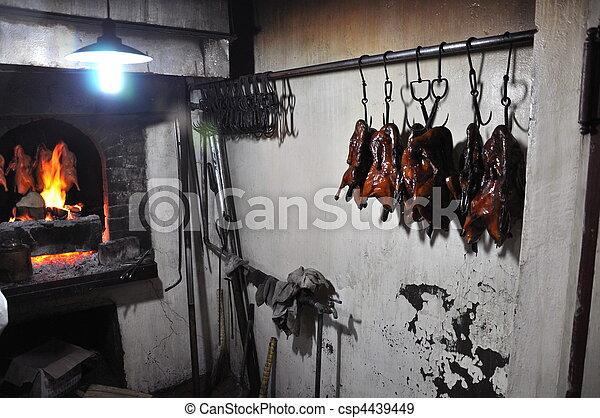 Prepared Beijing Duck - csp4439449