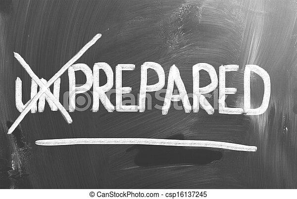 Prepared Concept - csp16137245