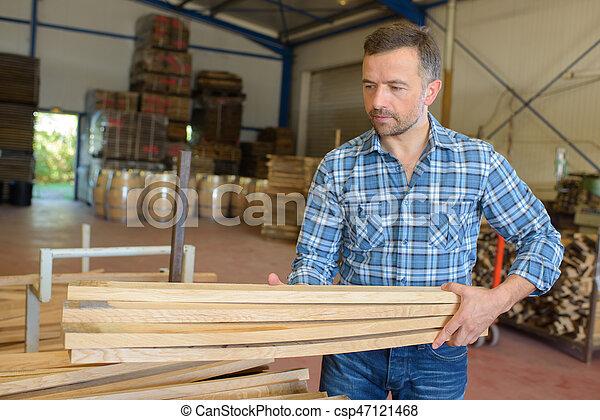 preparing the supplies - csp47121468