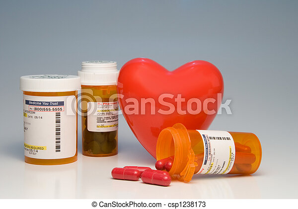 Prescription Medication - csp1238173