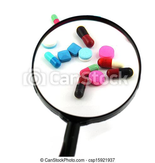 Prescription Medication  - csp15921937