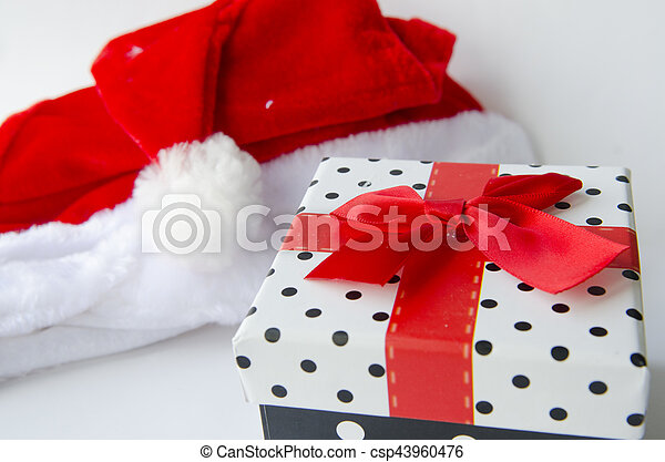Present for Christmas - csp43960476