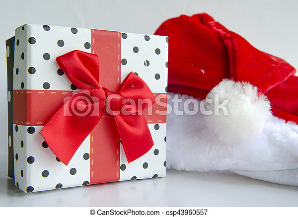 Present for Christmas - csp43960557