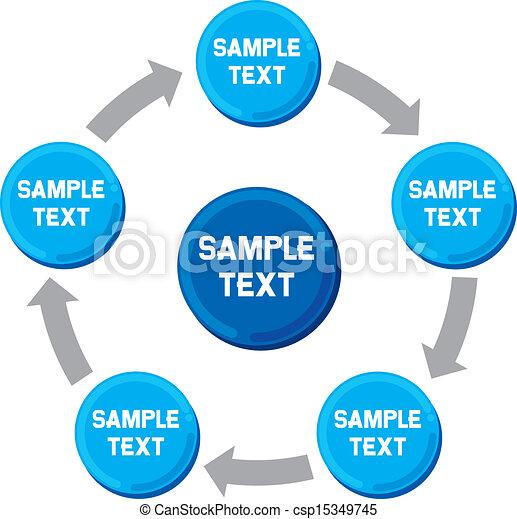 Presentation diagram business process marketing ccuart Choice Image