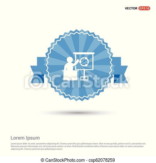 Presentation Icon - csp62078259