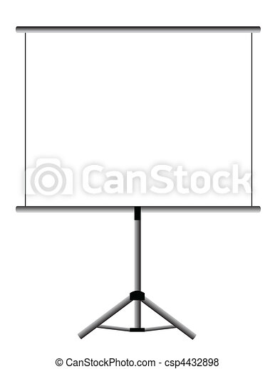 Presentation Screen - csp4432898