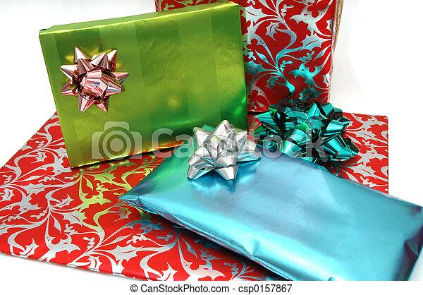 Presents - csp0157867