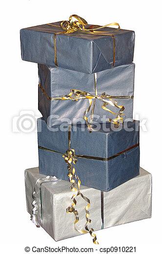 Presents - csp0910221