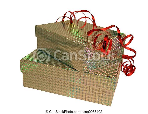 Presents - csp0056402