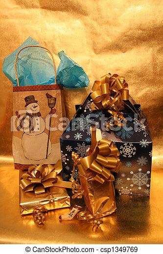 Presents - csp1349769