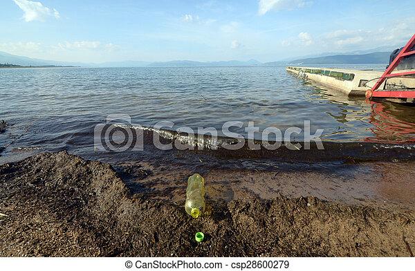 prespa, lago - csp28600279