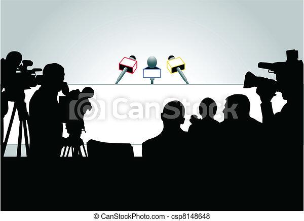 Press conference - csp8148648