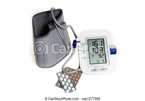 pressione, hight, sangue - csp1277306