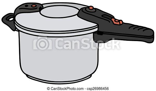 Pressure cooker - csp26986456