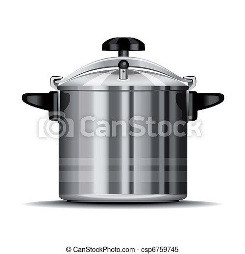 Pressure cooker - csp6759745