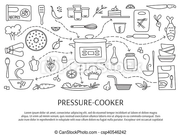 Pressure cooker elements - csp40546242