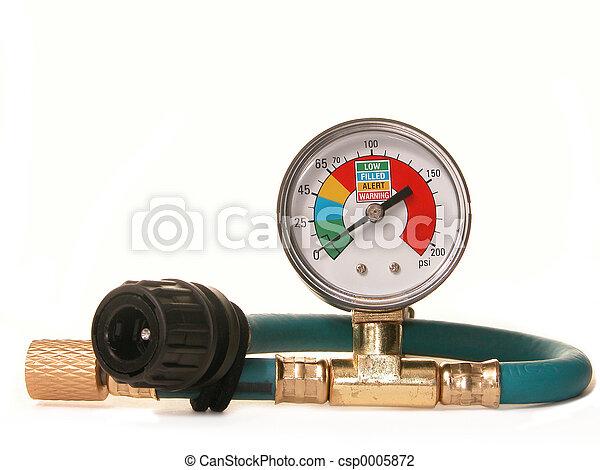 Pressure Gauge - csp0005872
