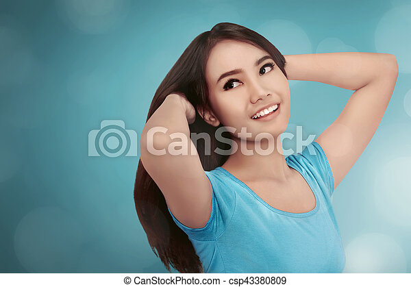 Asian women pretty Beautiful Asian
