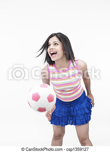 Think, that asian girls playing football accept