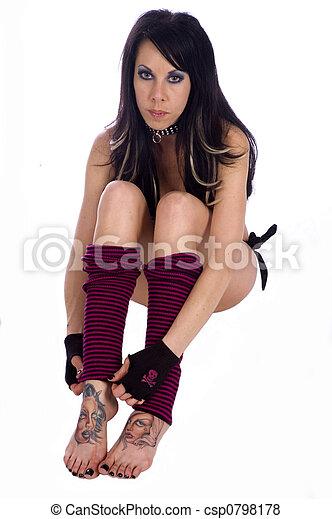 Free Cute Girl Feet
