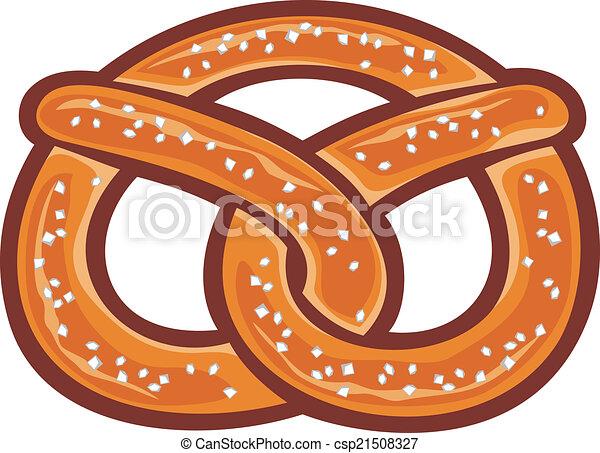 pretzel - csp21508327