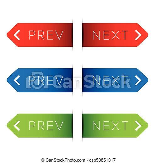Next button Vector Clip Art EPS Images. 16 7abcc65b1b7